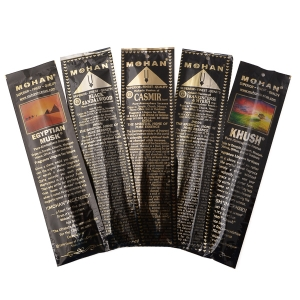 House of Mohan Charcoal Incense (25packs)